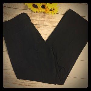 NWT GAP • Women's Black Dress Pant / Slacks